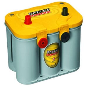 Optima Batteries 8014-045 D34/78 YellowTop Dual Purpose Battery
