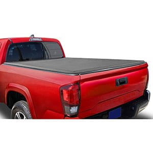 Max-Mate Soft Tri-Fold Truck Bed Tonneau Cover