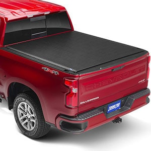 Tonno Pro Lo Roll, Soft Roll-up Truck Bed Tonneau Cover LR-3050