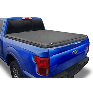 Tyger Auto Black T1 Soft Roll Up Truck Tonneau Cover TG-BC1F9029