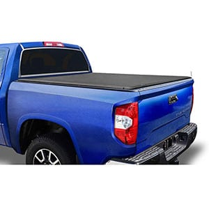 Tyger Auto Black T1 Soft Roll Up Truck Tonneau Cover TG-BC1T9041