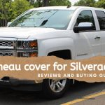 Tonneau cover for Silverado